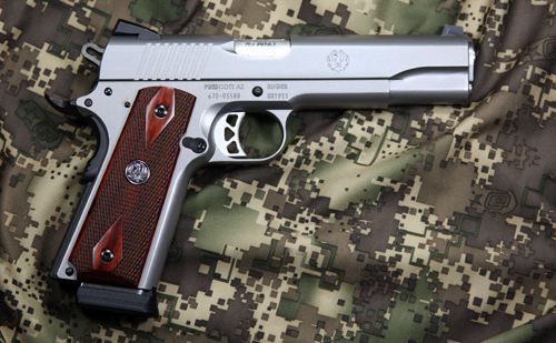 Ruger SR1911 .45 Right Side