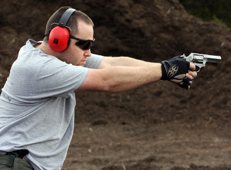 Josh Shoots the Ruger SP101 Revolver